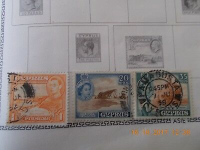 timbres CHYPRE .