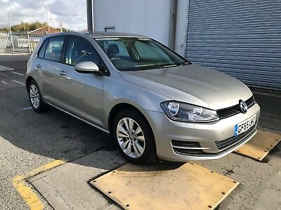 2015 - (65 Plate) - Volkswagen Golf 1.4 Tsi Bluemotion