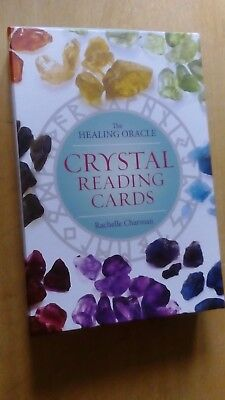 Crystal Reading Cards And Animal Totem Crystal Deck