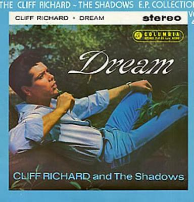 "Cliff Richard Dream Dutch 12"" vinyl single record (Maxi) K062Z07614 EMI 1982"