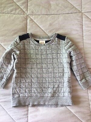 Seed Boys Quilted Jumper