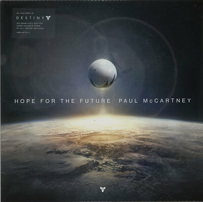 """Paul McCartney and Wings Hope For The Fu... UK 12""""  record (Maxi)"""