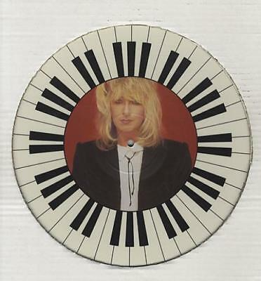 """Christine McVie Got A Hold On Me UK 12"""" vinyl picture disc record W9372PT"""