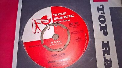 FREDDIE CANNON UK TOP RANK 45 THE URGE 1960 Ist ISSUE VG+