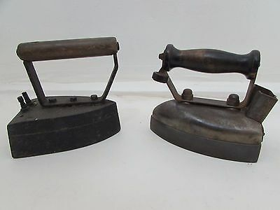 Vintage Xcel & Dowsings Electric Heavy Irons