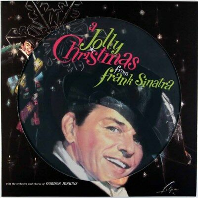 Frank Sinatra - A Jolly Christmas From Frank Sinatra (Ltd Picture Disc LP) New
