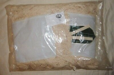 """Alco Laundered Dust Mop 5"""" x 48"""" Super S  548-1 New In Package"""