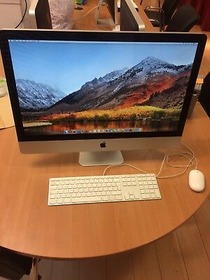"Apple iMac 12GB A1312 27""  - Mid 2011"