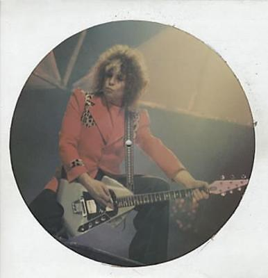 """Marc Bolan Sing Me A Song 12"""" vinyl picture disc record UK MBFS001"""