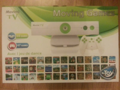 BeToy's Console Moving games 70 en 1 NEUF