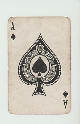 CIVIC PIPE     PLAYING CARDS  single card