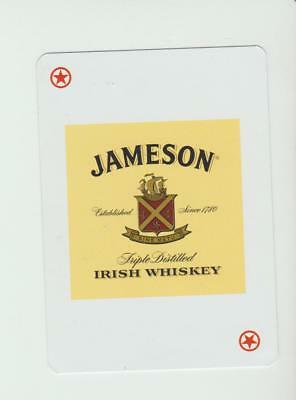 DIFFERENT JOKER JAMESON WHISKY     PLAYING CARDS  single card
