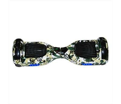 Hoverboard-Veicoli Elettrici XTREME - WALKYBOARD HOVERBOARD BT CAMOUFLAGE