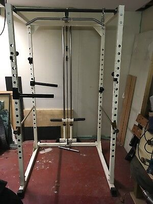 BodyMax Power Rack with extras
