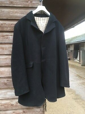 Men's Hunt Coat. Heavyweight. Size 44""