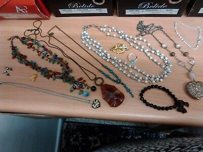 Job lot of costume jewellery lot 3