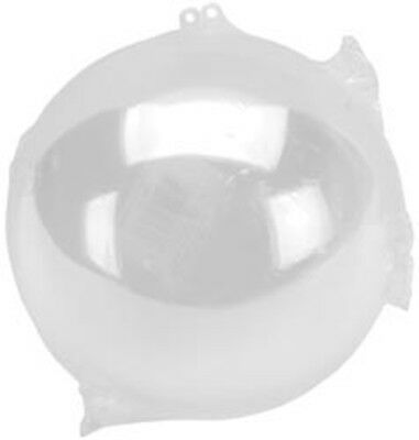 Clear - Hanging Ball Ornament 140mm