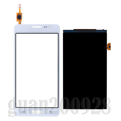 Touch Screen Digitizer + LCD Display For White Samsung Galaxy On5 G550T G550T1