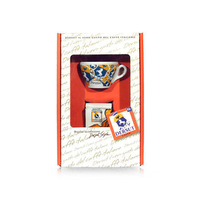 Dersut Package Special Blend Of Ground Coffee Sp 125 G + 1 The Cup 'Decorated A