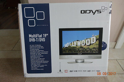 odys multiflat 19 cinema dvb t dvd multimediafernseher m integr dvd player eur 51 00. Black Bedroom Furniture Sets. Home Design Ideas