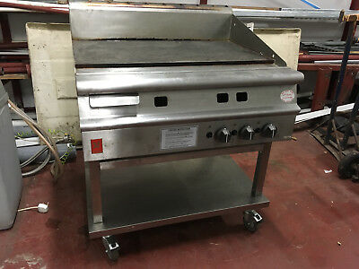 Falcon Commercial Gas Griddle.