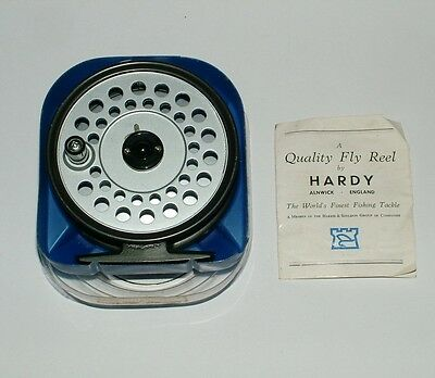 Trout Fly Fishing Reel Hardy Viscount 130 – New In Box !