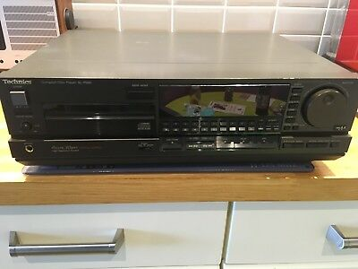 Wow Technics Sl-P990 High End Cd Player For Sale - Collection / Inspection