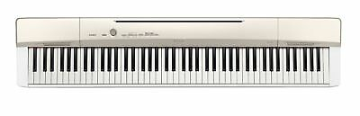 Casio Privia PX160GD 88 note digital piano only, Gold (PX-160GD)