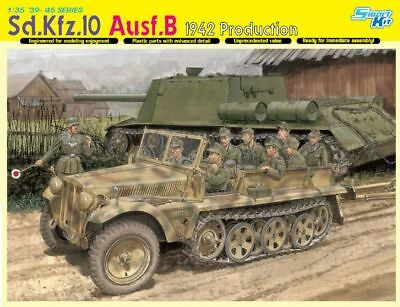 Sd.Kfz 10 Ausf. B, 1/35, Dragon 6731