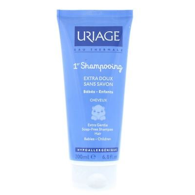 Uriage 1Er Shampooing Extra Gentle Soap-Free Shampoo 200ml Hair Children