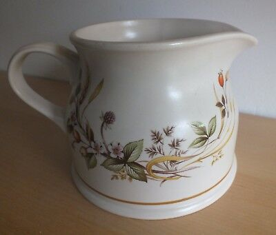 M&S - Marks & Spencer - Large 1pt Jug - Harvest Design