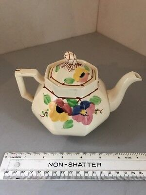 George Jones Crescent China Cotswold Teapot