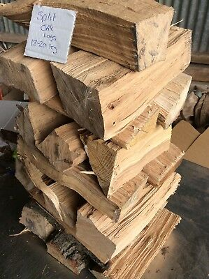 Split Oak Logs,40 Lbs,split Oak ,oak Logs,