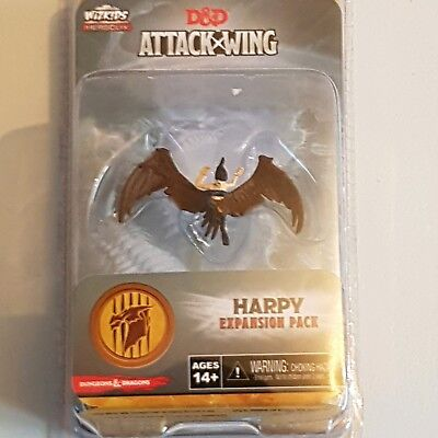 Dungeons and dragons attack wing harpy