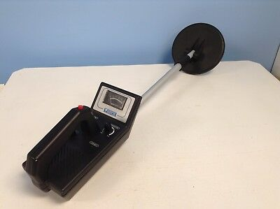 Precision Gold Metal Detector  - GC - 1015 -  WORKING