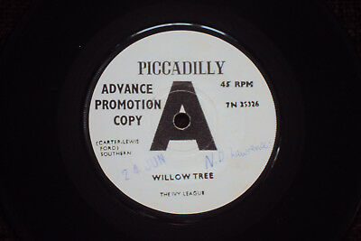 "The Ivy League.""Willow Tree"".7N 35326.UK Promo.VG/VG+"