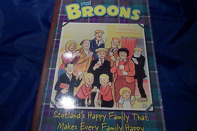 The Broons comic strip book 2003