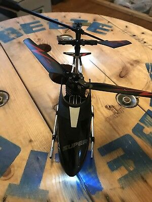 R/ C Helicopter  - Virtually indestructable