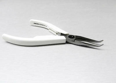 Lindstrom 7892 Pliers 60 Degree Bent Nose Tip Pliers Supreme Line Jewelry 5% Off