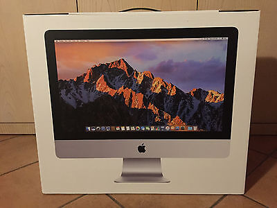 """Apple iMac 21.5"""" 4K UK - Core i5 3.1GHz CPU, 8GB RAM, 1TB HDD, All-in-One NEW"""
