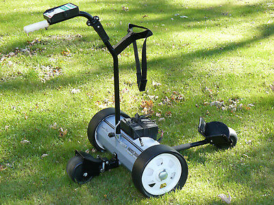 Lectronic Kaddy Dyna Steer Electric Golf Caddy Cart Picclick