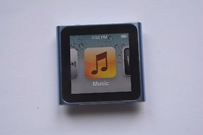 Apple iPod nano 6th Generation Blue (8GB)