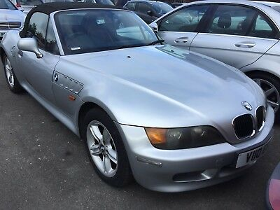 99/v Bmw Z3 1.9 Roadster, Full Leather, Very Clean  Car, Sensible Mileage
