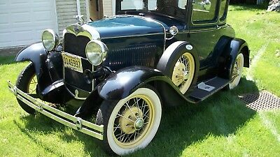 1930 Ford Model A deluxe 1930 Model A Ford