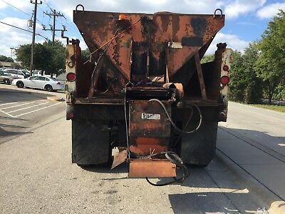 2004 Freightliner FL70 Dump Truck with Snow Plow hook up and salt or sand spread