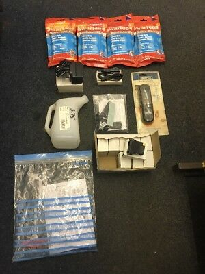 Job Lot: Draper, Fusers, Heavy Duty Cleaning Wipes, Black And Decker Accessory