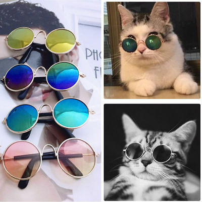 Cool Fashion Pet Glasses Sunglasses Protect Eyes For Dog Cat Pet Accessories