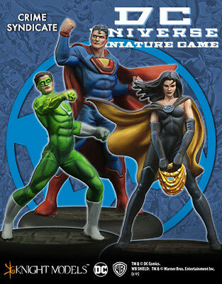 Knight Models DC Universe Game Crime Syndicate