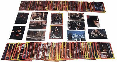 BATMAN RETURNS Collector Cards (Sammelkarten): Komplettset 1-88, 10 Stadium Club
