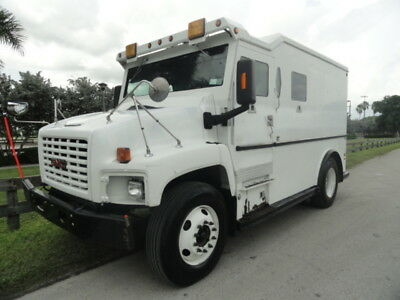 2006 GMC C8500 Griffin Armored Cash in Transit Truck